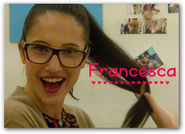 Francesca de la novela Violetta