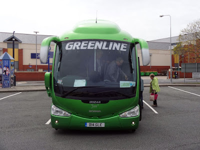 Our Greenline Coach