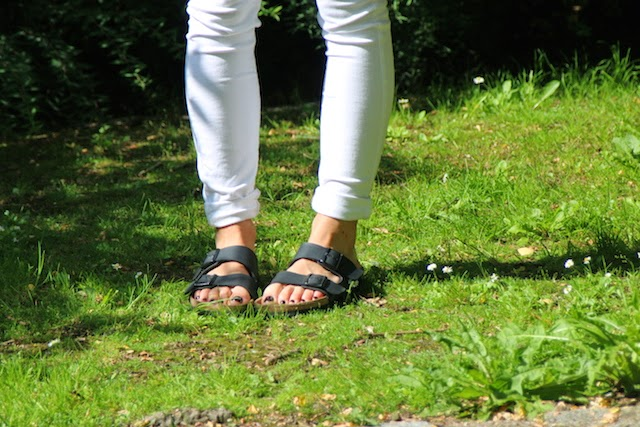 cos, zara, slim blanc, birkenstock, club master, blog mode lille, fashion blogger, juste juliette