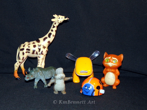 Animal toys 01