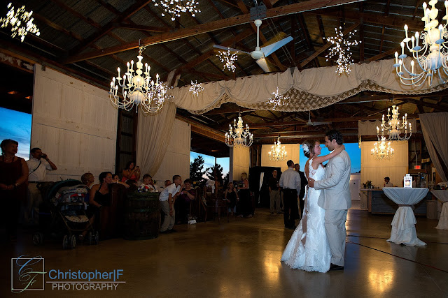 Emerson Creek Wedding First Dance