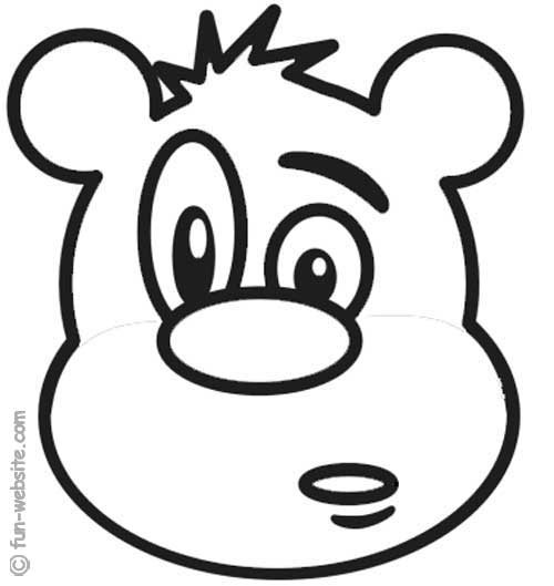 Bear cartoon wallpaper