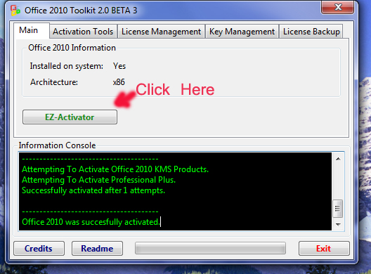 descargar microsoft office 2010 activador