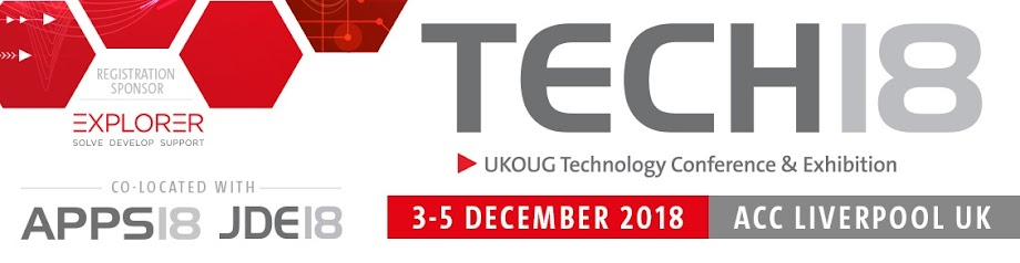 UKOUG Technology Conference