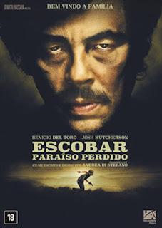 Escobar: Paraíso Perdido - BDRip Dual Áudio