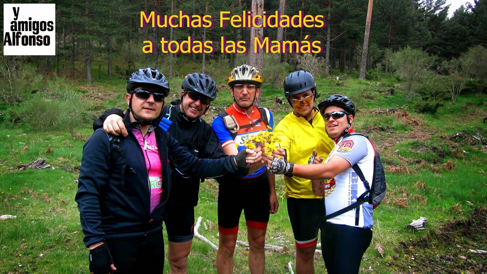 Día de la Madre - Alfonsoyamigos