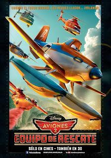 Aviones 2 (2014)