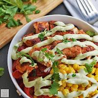 Burrito Bowl Recipe   by Life Tastes Good