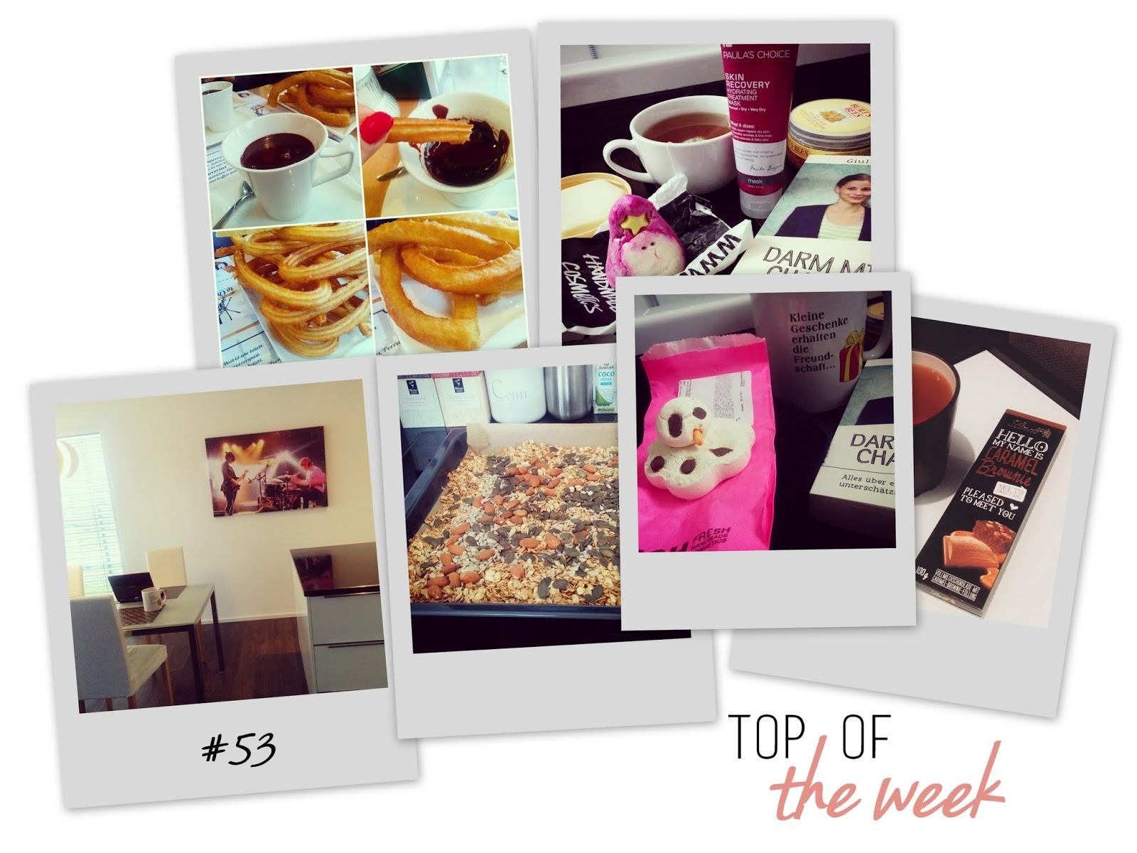 Top of the Week