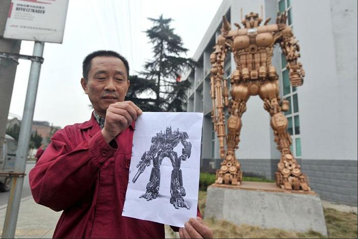 «Трансформеров 4» Бэй снимет вместе с китайским правительством