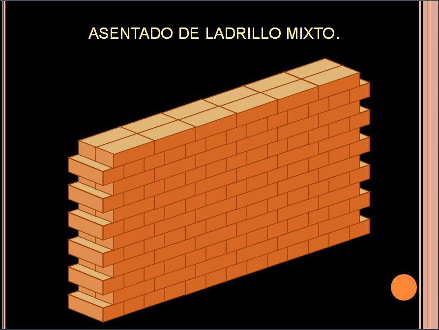 Arquitectura 3000 tipos de asentados de ladrillos - Tipos de ladrillos ...