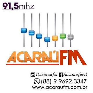 Rádio Acaraú FM