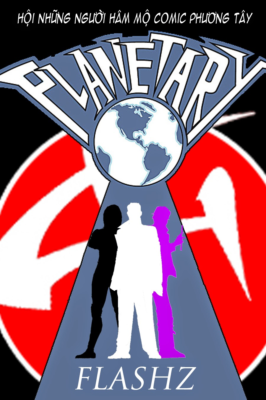 PLANETARY chap 10 - Trang 24