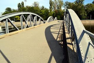 Iron bridge (1896)  of Dayde & Pille