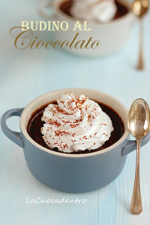budino al cioccolato di luca montersino