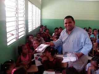 PreCandidato a Regidor Carlos Payano, dice  desempleo motiva a la delincuencia en Santo Domingo Este