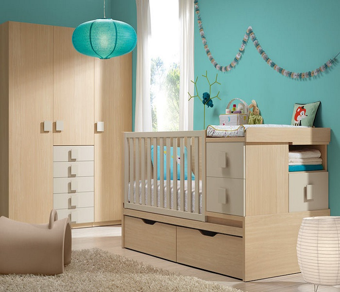 Photo de chambre de bébé