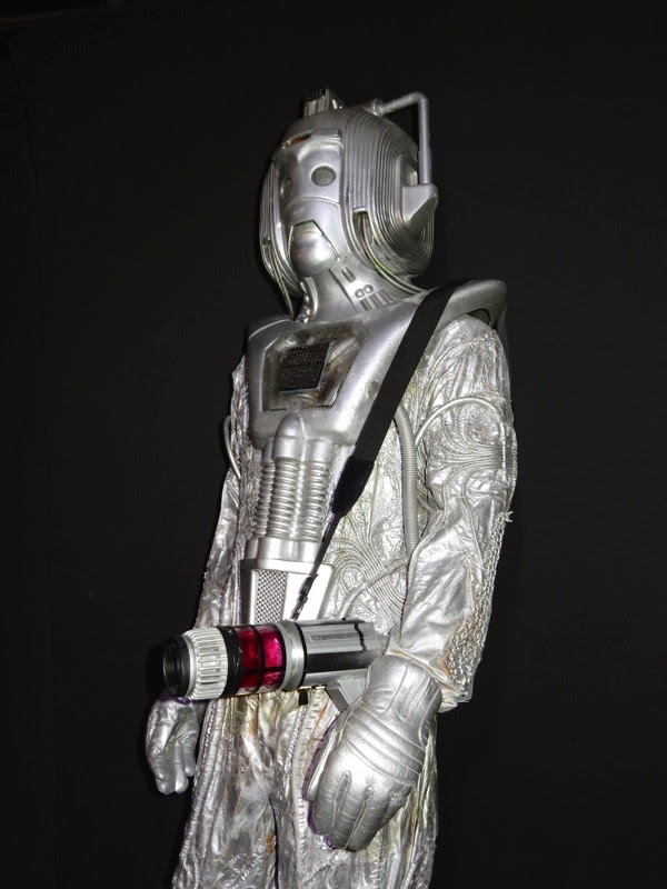 Doctor Who Earthshock Cyberman costume