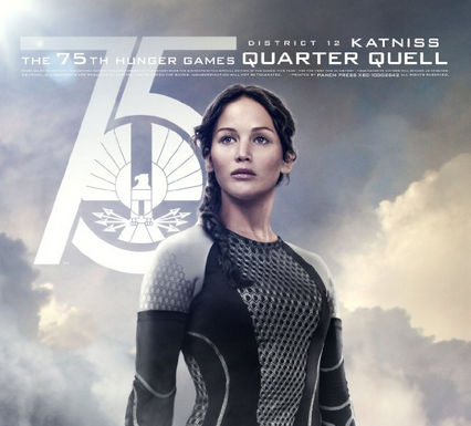 Catching Fire Trailer Surfaces at Comic Con 2013