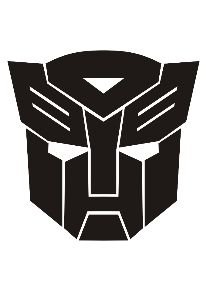 Autobot Logo Vector download free