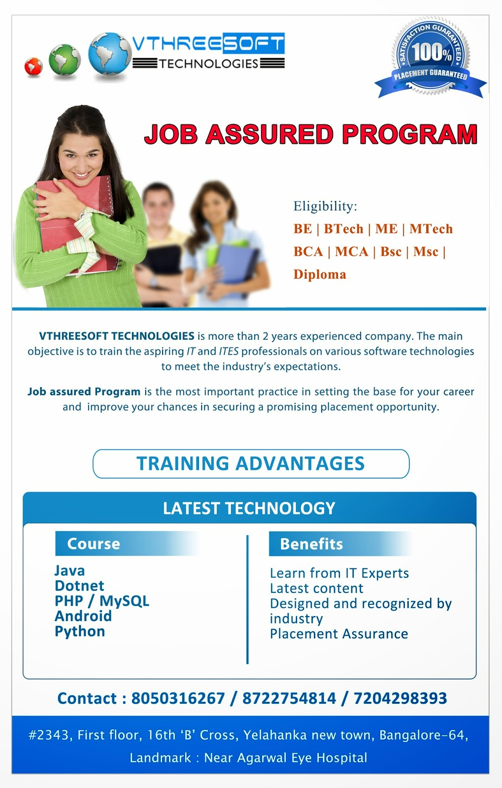 Job Assured program