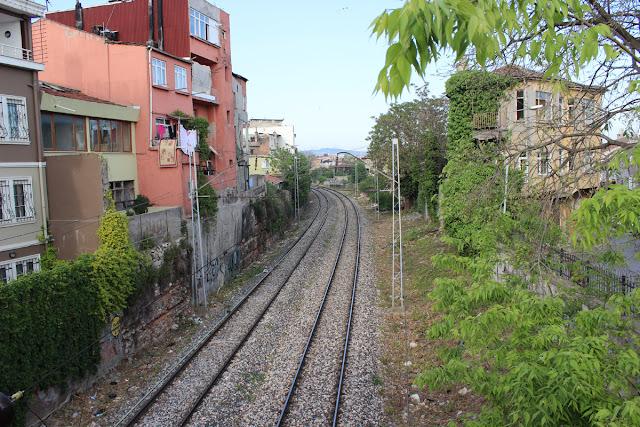 İstanbul Ahırkapı Raylar