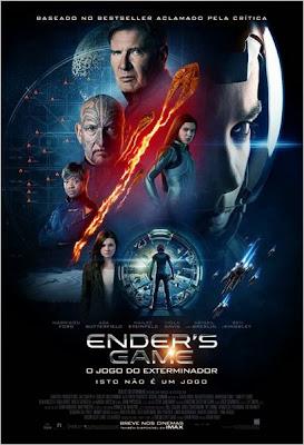Ender's Game: O Jogo do Exterminador – BDRip AVI e RMVB Legendado
