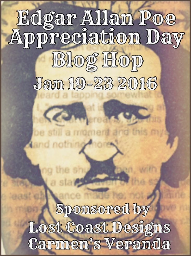 Annual Poe Appreciation Blog Hop 2017!