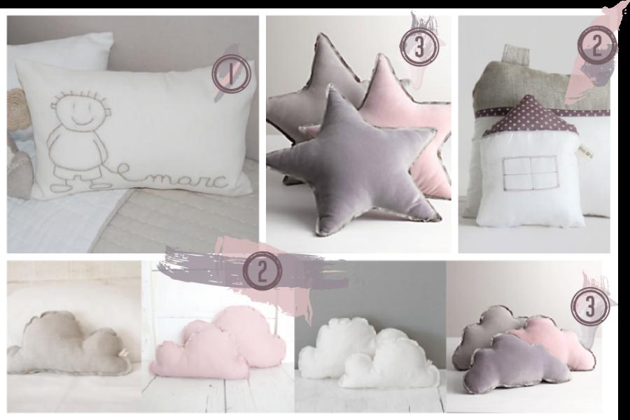 Habitan2 las mejores opciones para dormitorios de beb s iii for Colgadores de pared zara home