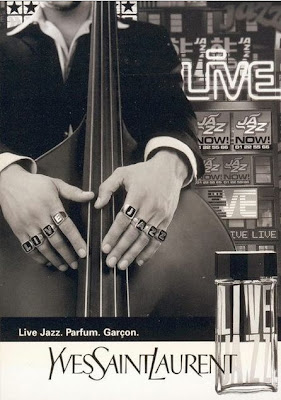 Jazz Of Thufeil - Yves Saint Laurent Ad.jpg