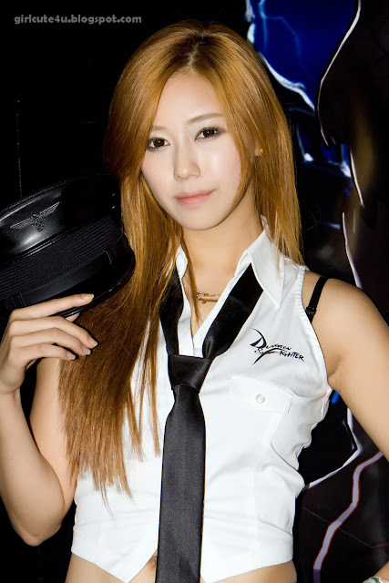 8 Kim Ha Yul- Dungeon Fighter 2011 Events-very cute asian girl-girlcute4u.blogspot.com