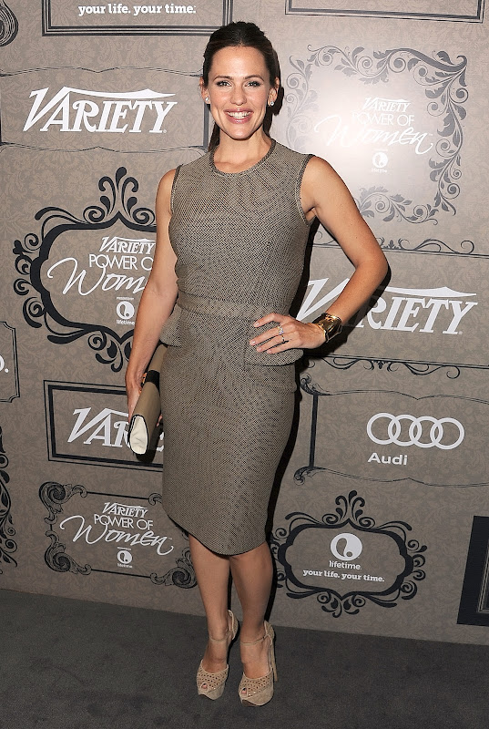 Jennifer Garner attends Variety's Annual Power of Women Event 2012