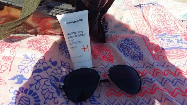 Mesoestetic, tratamientos, beauty, protección solar, tratamiento solar