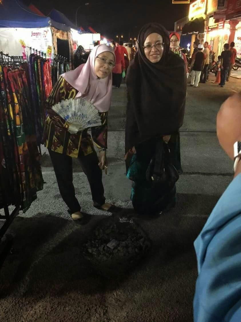 GantiAnwar Azizah Kipas Dah Mula Tapi PAS Boikot