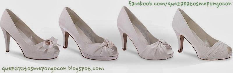 Sarah Jessica Parker lanza una línea de zapatos para novias - fotos de zapatos para novia
