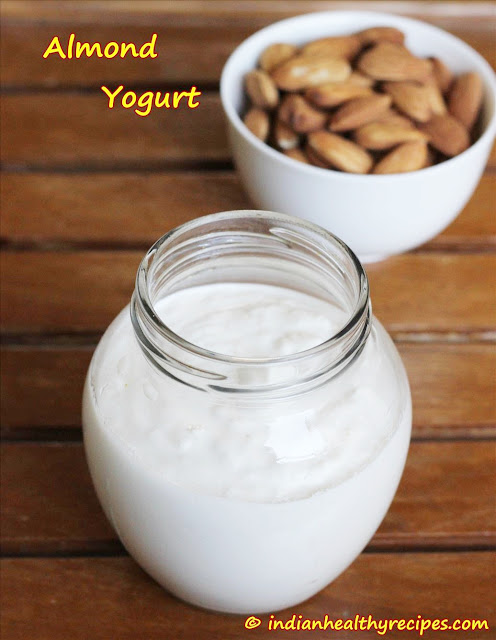 Almond Yogurt Recipe