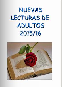Lecturas adultos V (curso 2015/16)
