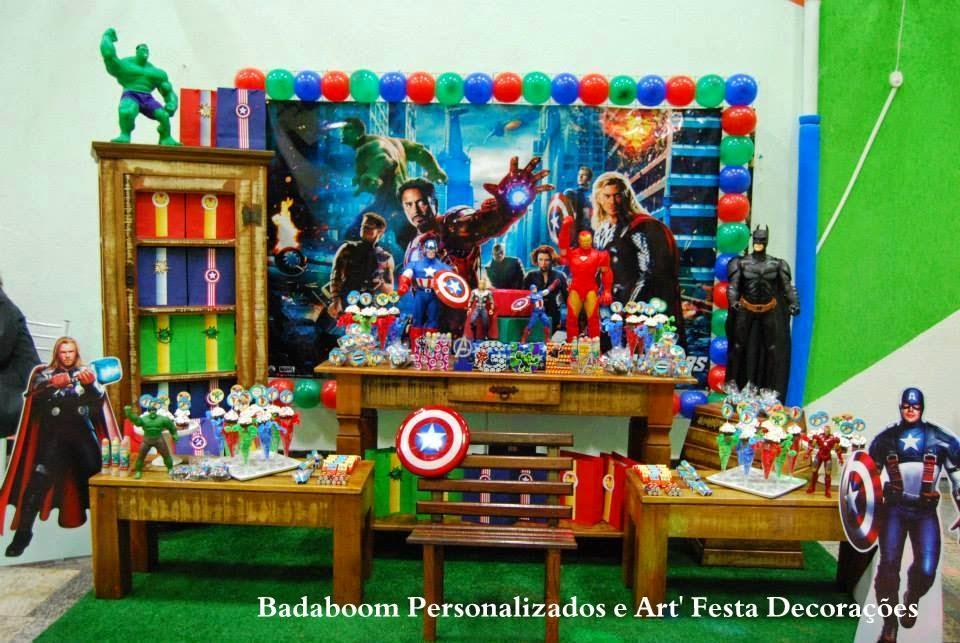Kit Festa Infantil, Artes Digitais, Kit Digital, Esquadrão de Heróis, tags, rótulos, toppers, guloseimas, caixas, sacolas