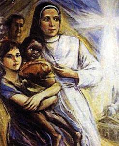 Santos e Santas Franciscanos
