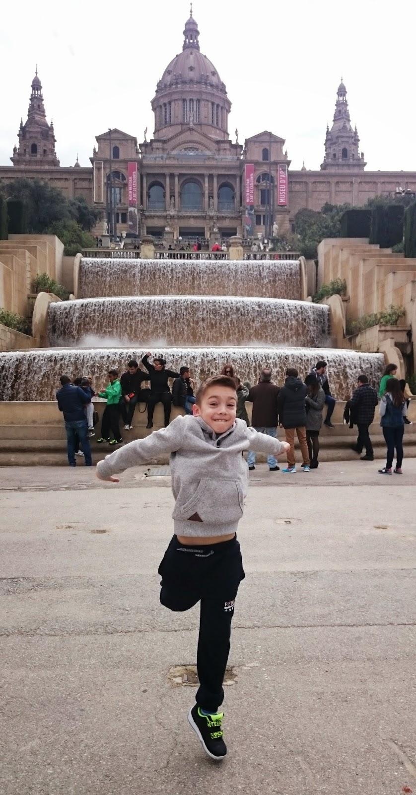 fontanna di trevi,barcelona,blogger wnętrza,interiors design w barcelonie