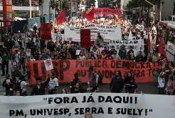 Brasil: Elecciones DCE/FUL de la USP