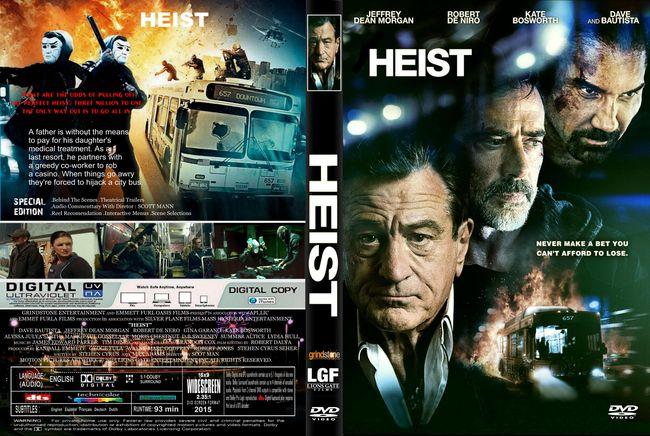 Heist – Latino, Inglés