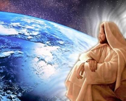 Jesus esta voltando