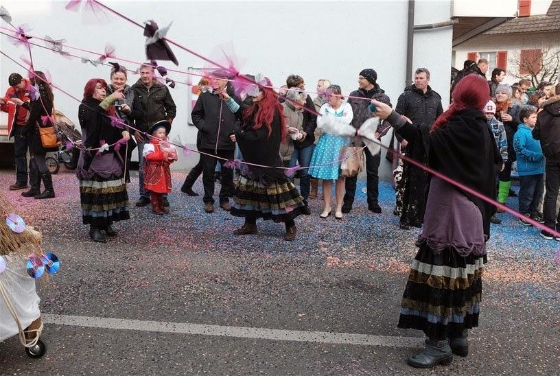 Guldentaler Fasnacht - Region Thal: «Lets dance
