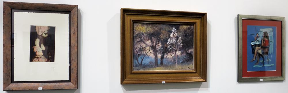 Exposición de arte de El Ventolín