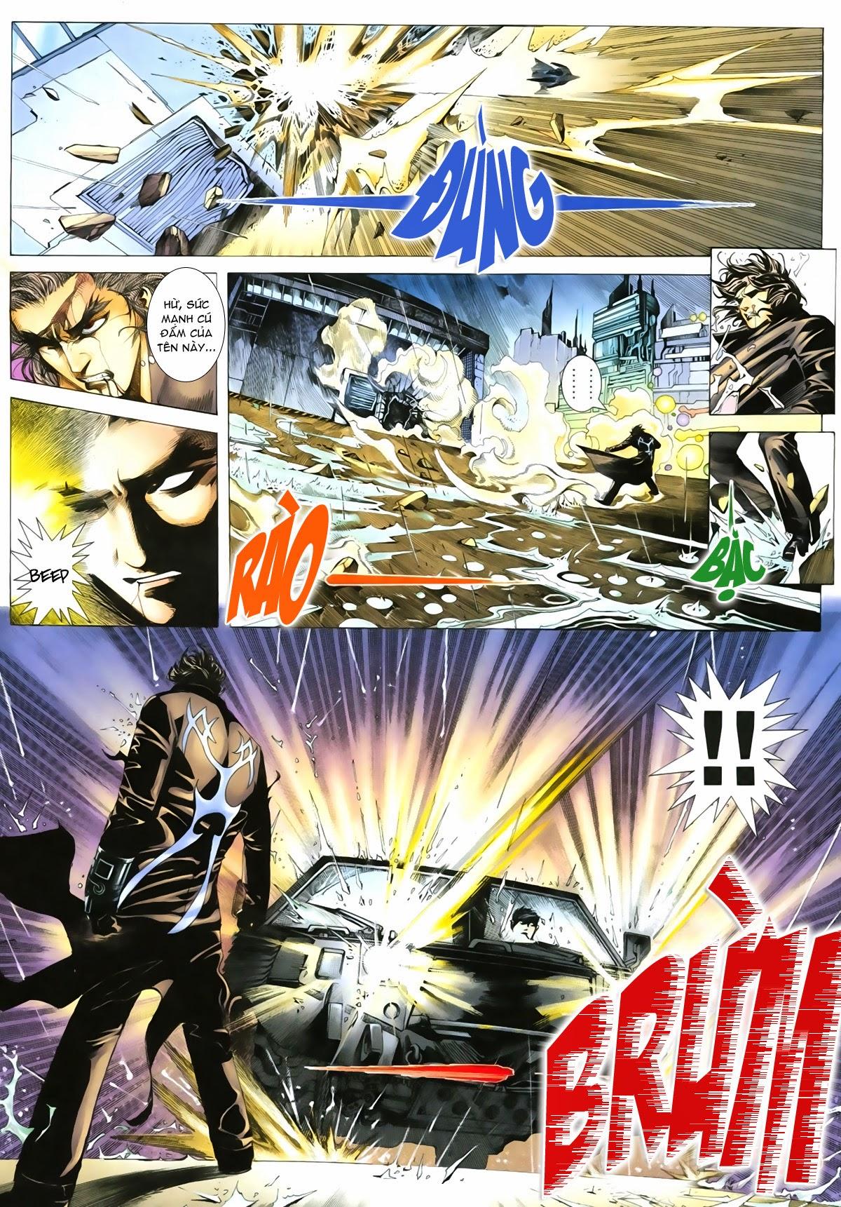 Tuyệt Địa Thiên Hành chap 8 Trang 19 - Mangak.info