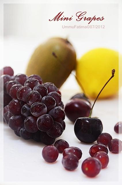 mini grapes