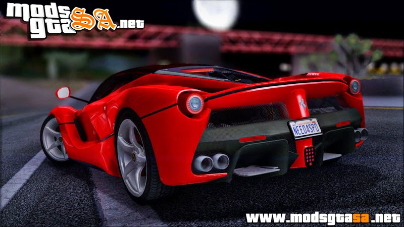 SA - Ferrari (F70) Remake Version 2014