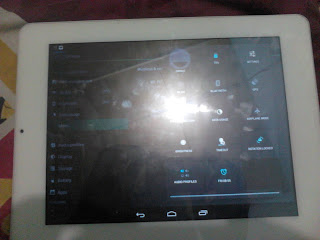 foto tablet advan vandroid