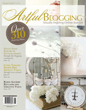 Published in Somerset Studio Artful Blogging. Autumn 2011.